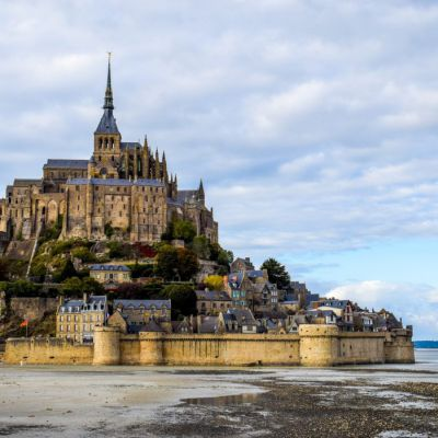 Camperreis door Normandië en Bretagne